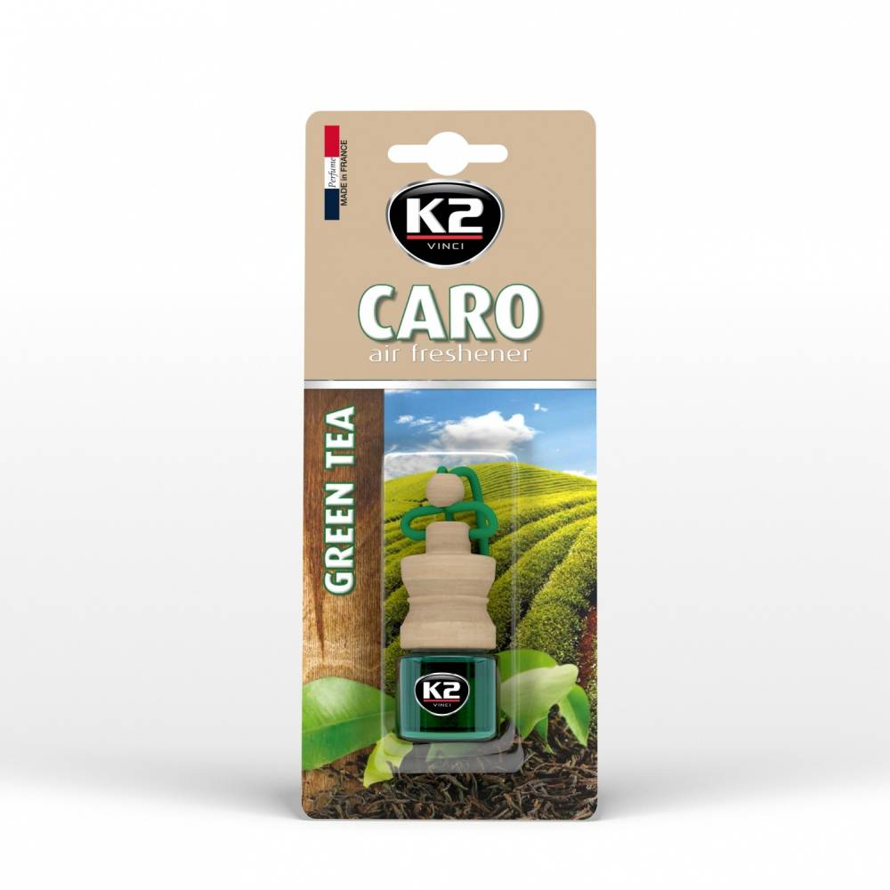 K2 Caro Green Tea 4ml