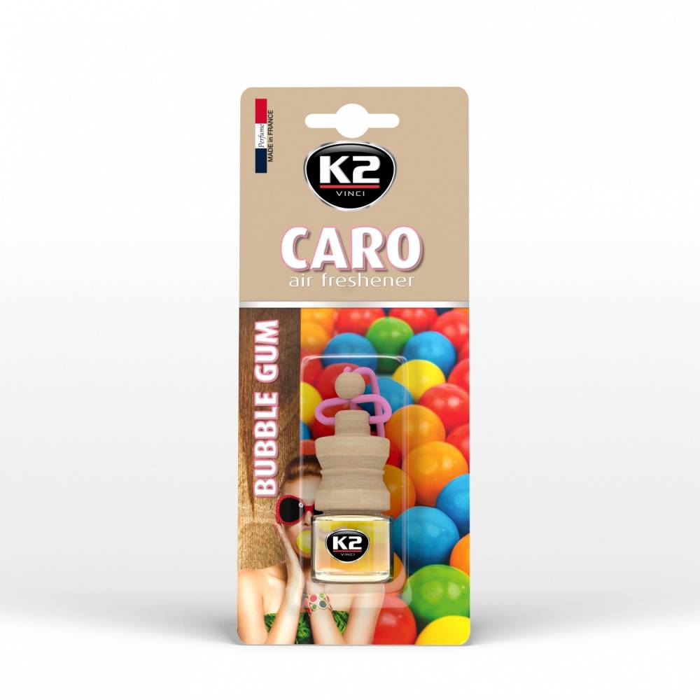 K2 Caro Bubble Gum 4ml