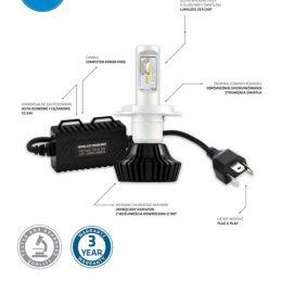 Bosma H7 LED 12/24V 2
