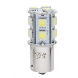 Bosma Ba15s LED 12V Canbus 2-pack Vit 2