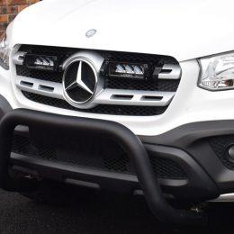 Lazer Grill-kit passande Mercedes X-klass