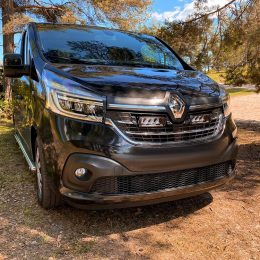 Lazer Grill-kit passande Renault Trafic 2019-