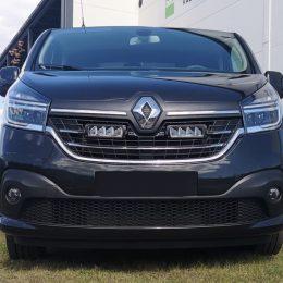 Lazer Grill-kit passande Renault Trafic 2019- 2