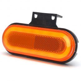 Was W198 markeringsljus Orange