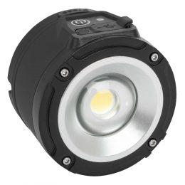 Arbetslampa 6W LED Uppladdningsbar m magnet