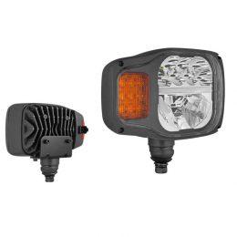 Wesem EGV1 Plogljus LED Vänster
