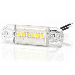 Was LW08 Skåpbelysning 6-LED Slimline 24V  2