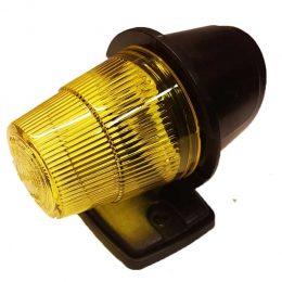 Markeringsljus SIM 3122 tak f glödlampa Vit